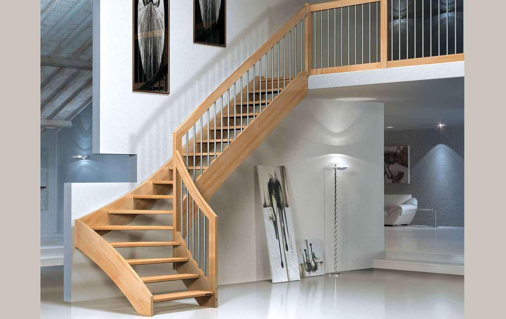 Esperia - Scale rivestite in legno per interni ...