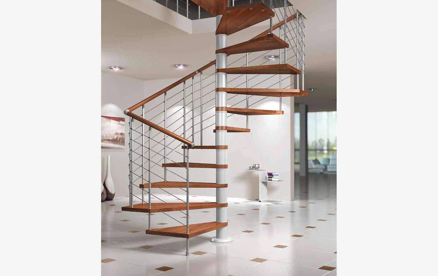 Top ᐅ Ampia scelta di Scale a chiocciola e scale elicoidali in legno  OD26