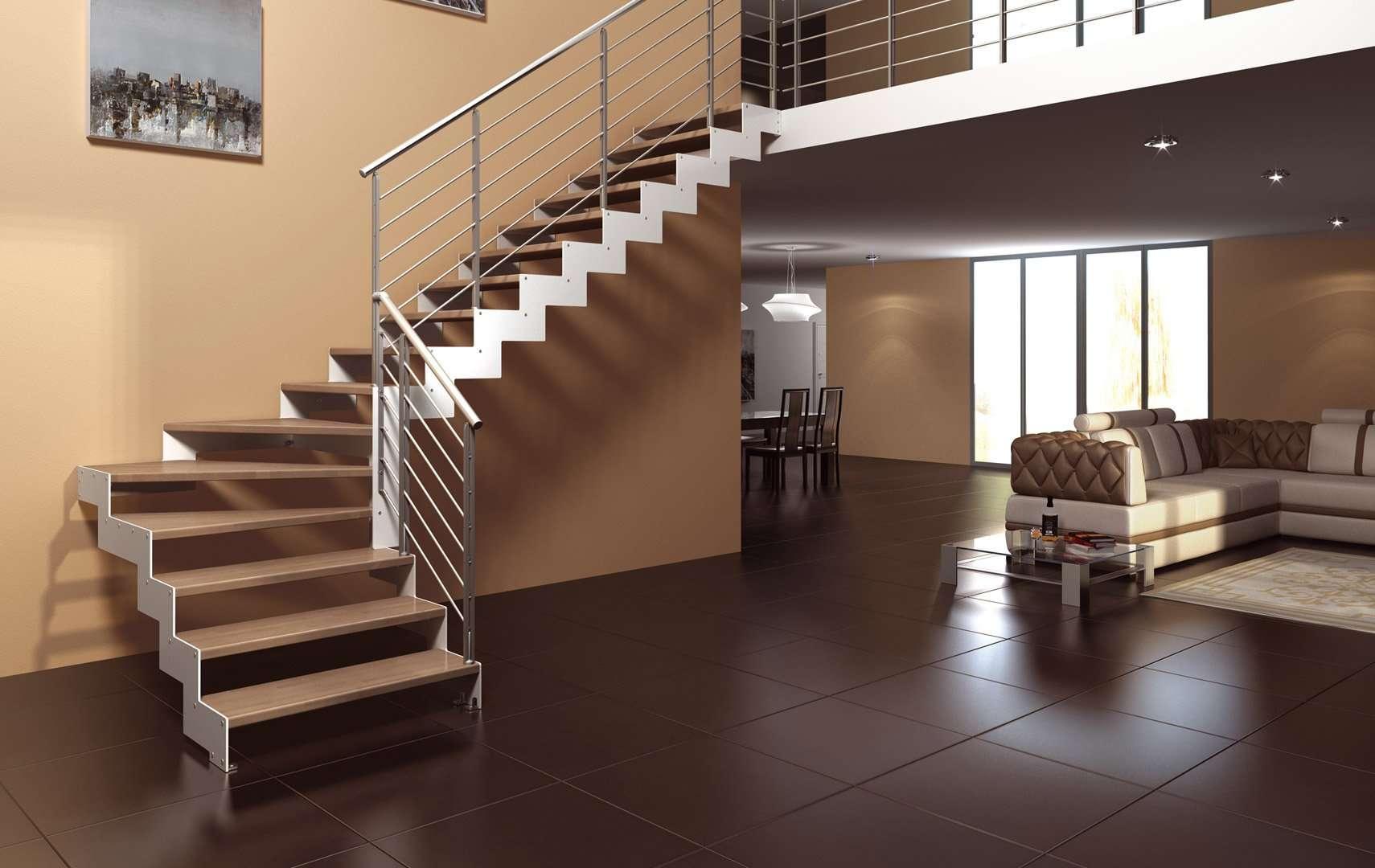 Conosciuto ᐅ Rexal | Scale interne moderne in legno: scegli i modelli più  WO69