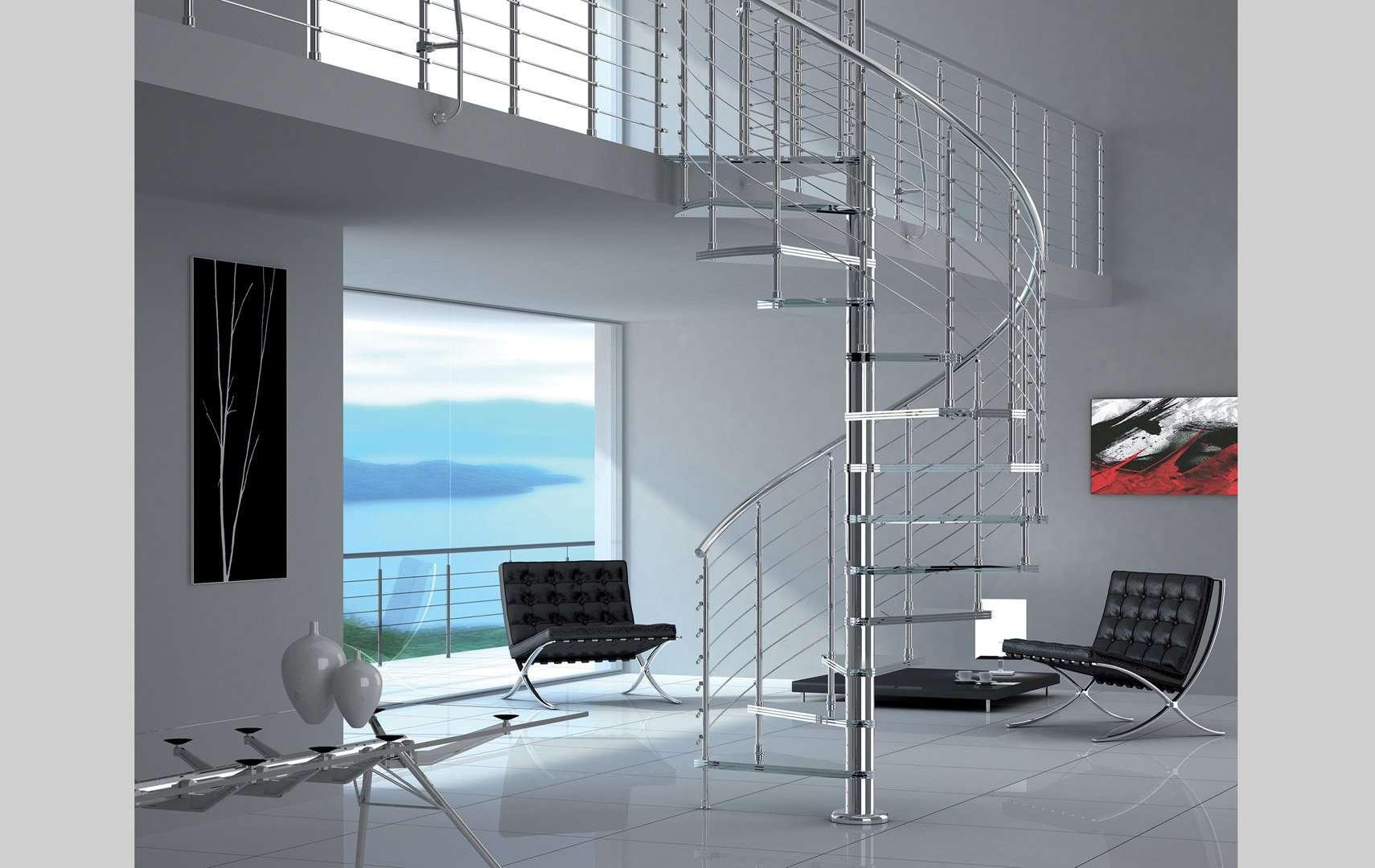 Top ᐅ Ampia scelta di Scale a chiocciola e scale elicoidali in legno  FC09