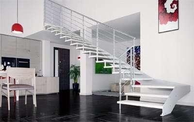 Molto ᐅ Scale interne: scegli i modelli di scale per interni, con scale MO82
