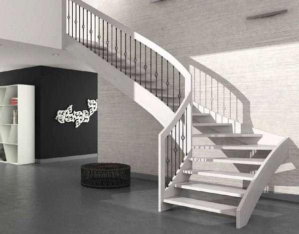 Normativa scale interne abitazioni elegant le scale salvaspazio per interni fokus fondono la - Normativa scale interne ...