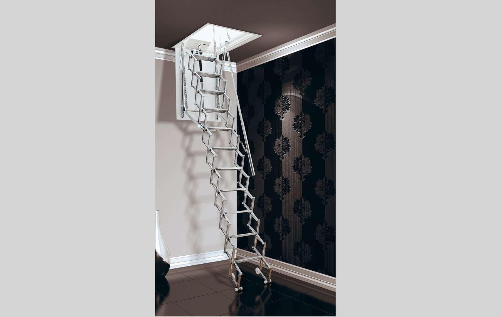 Scaletta In Legno Pieghevole : ᐅ visiona le immagini di scale retrattili scale retrattili in