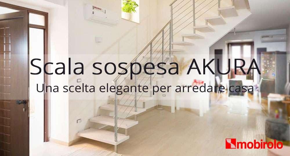 scala sospesa akura una scelta elegante per arredare casa