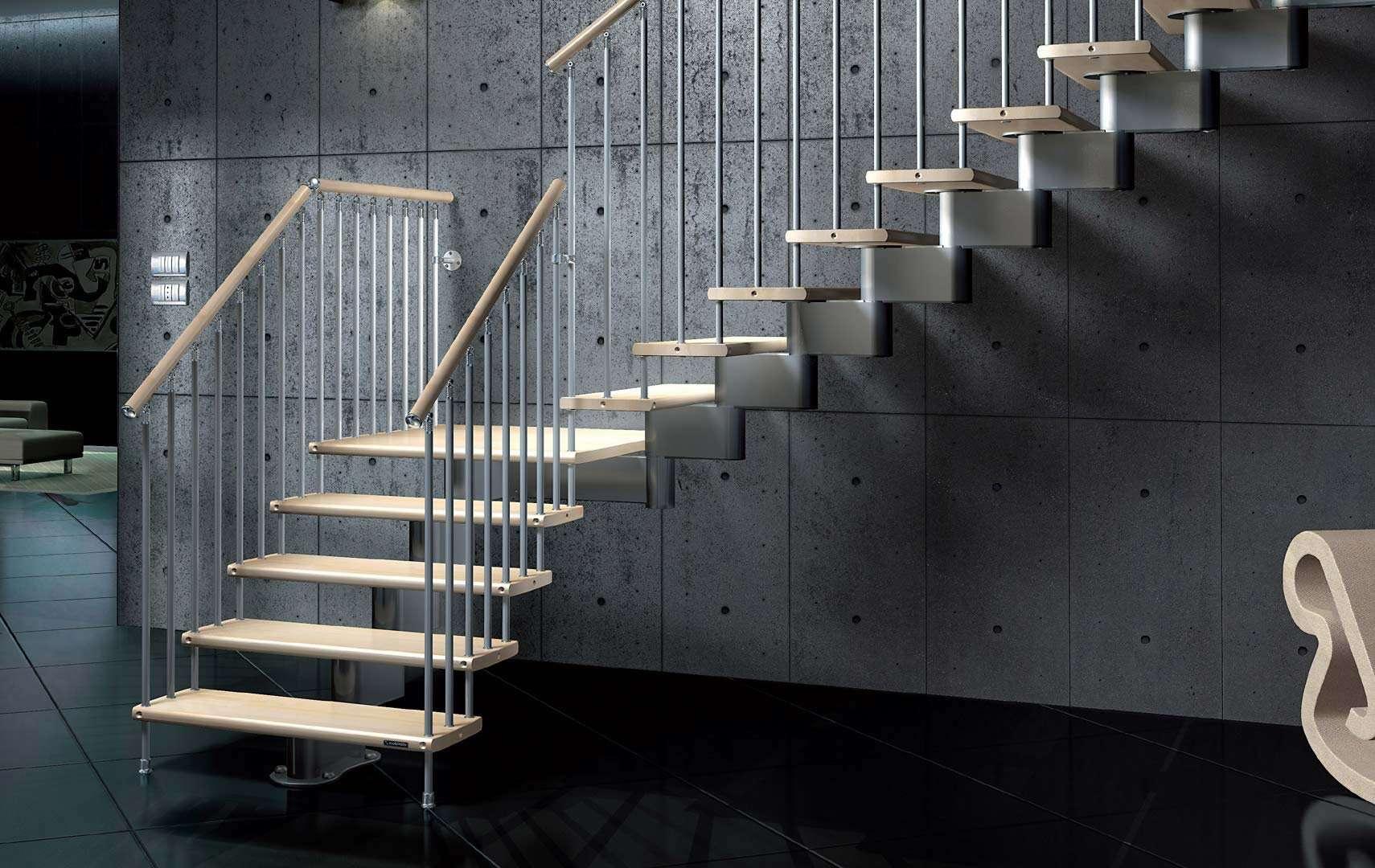 Scale a chiocciola scale interne scale per interni - Scale rintal prezzi ...