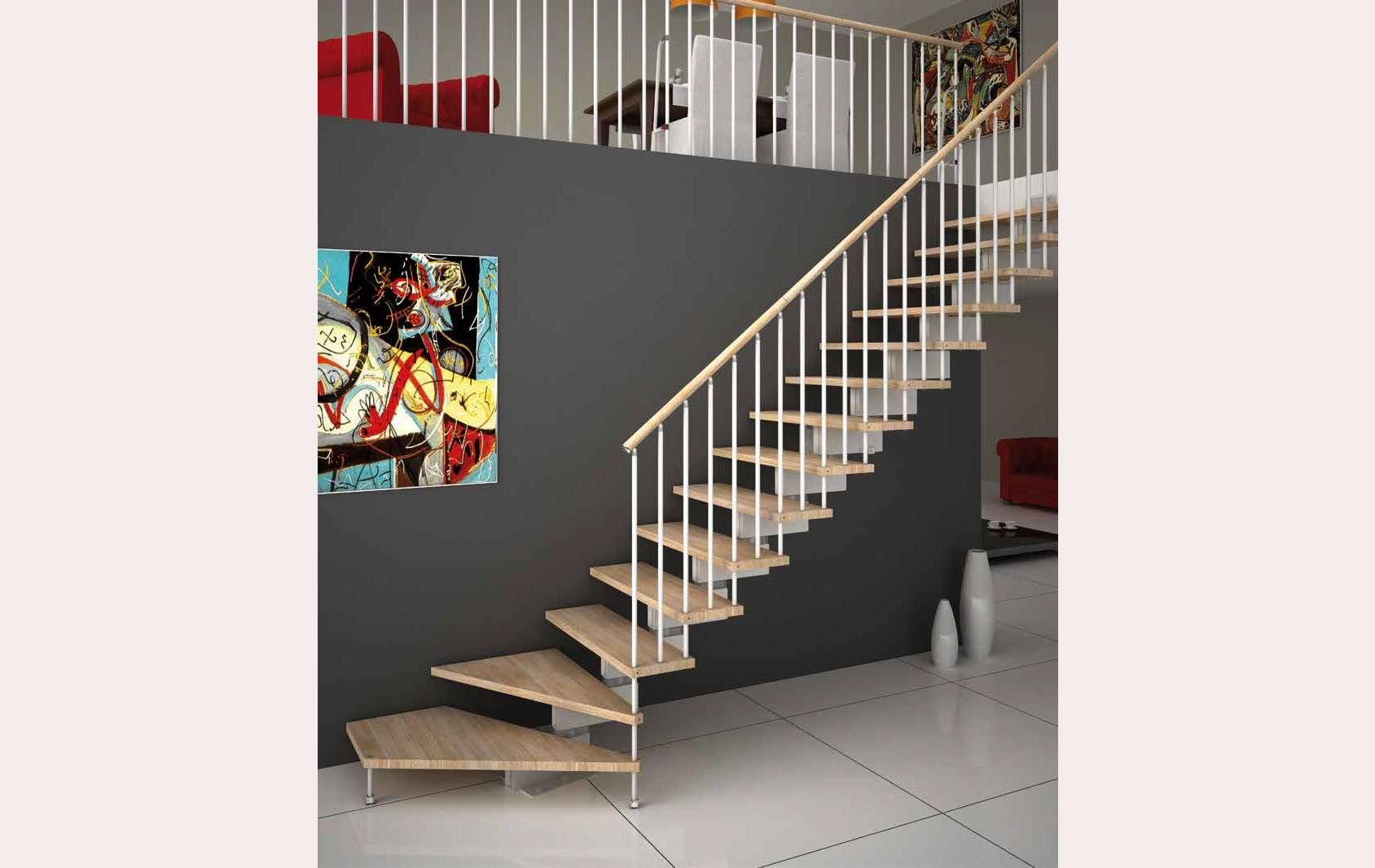 Jazz scale per interni scale in legno per gli interni - Scale mobirolo ...