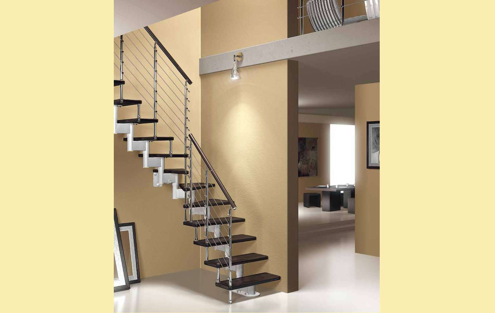 Junior open staircase design for Open staircase designs
