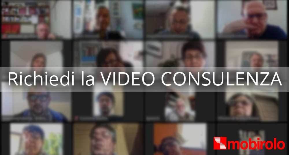 Easy Mobirolo with video consulting