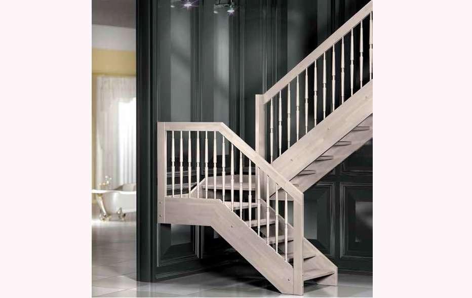 Esperia scale interne moderne in legno scegli i - Scale interne piccoli spazi ...