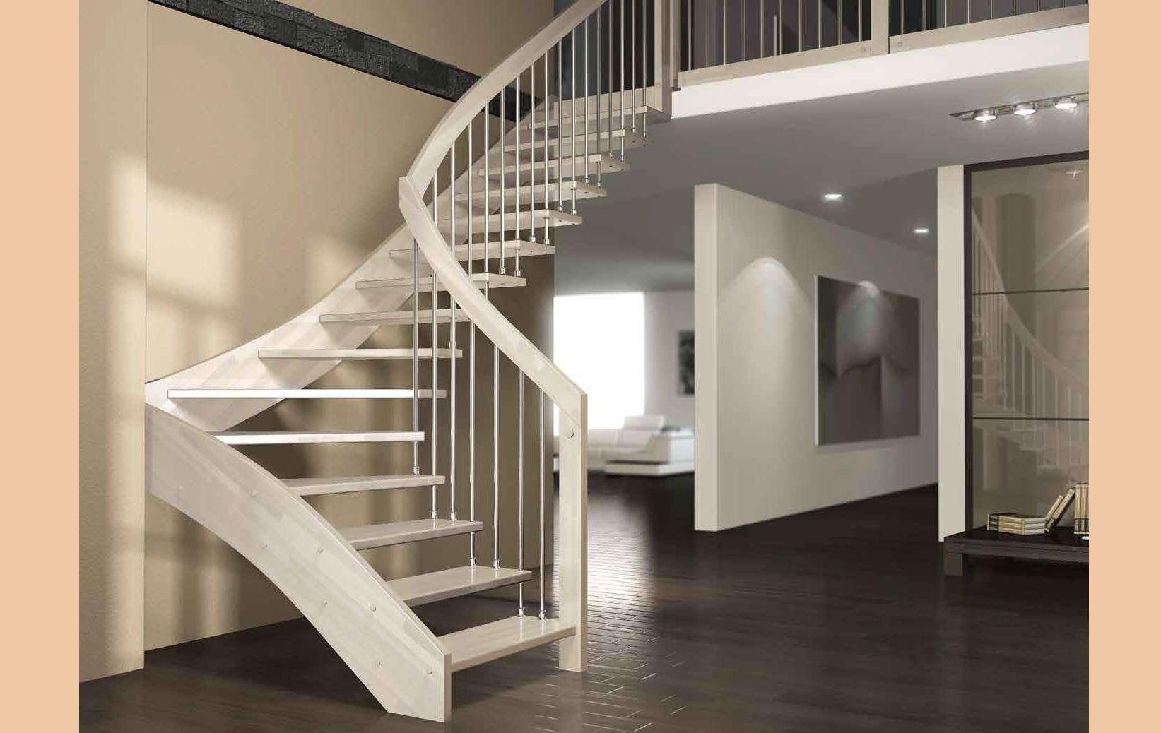 Fly scale interne moderne in legno scegli i modelli - Scale interni design ...