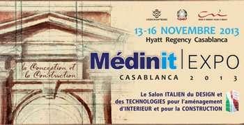 Mobirolo al prossimo Salon Interior Design - Medinit di Casablanca