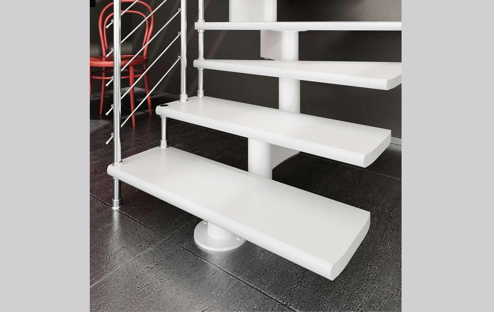 ᐅ Nika Nika Escalier Sur Mesure Escalier Modulaire