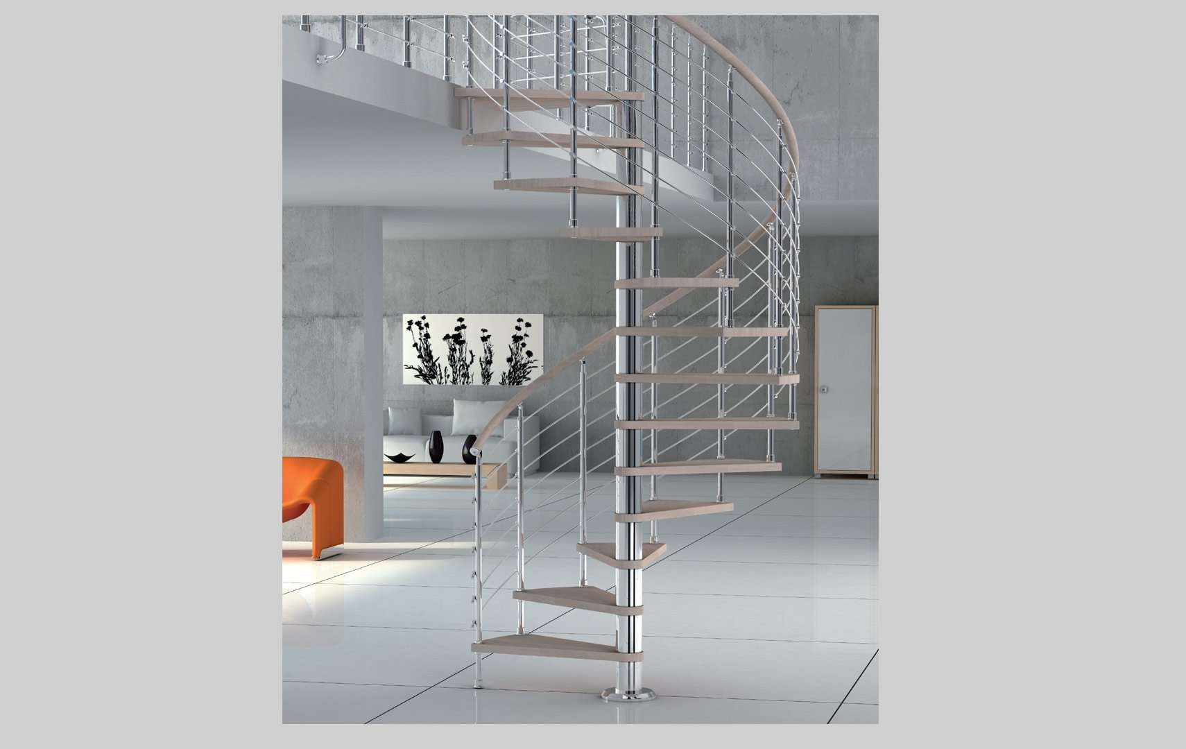 diable diable t staircase and handrail - Handrails For Stairs
