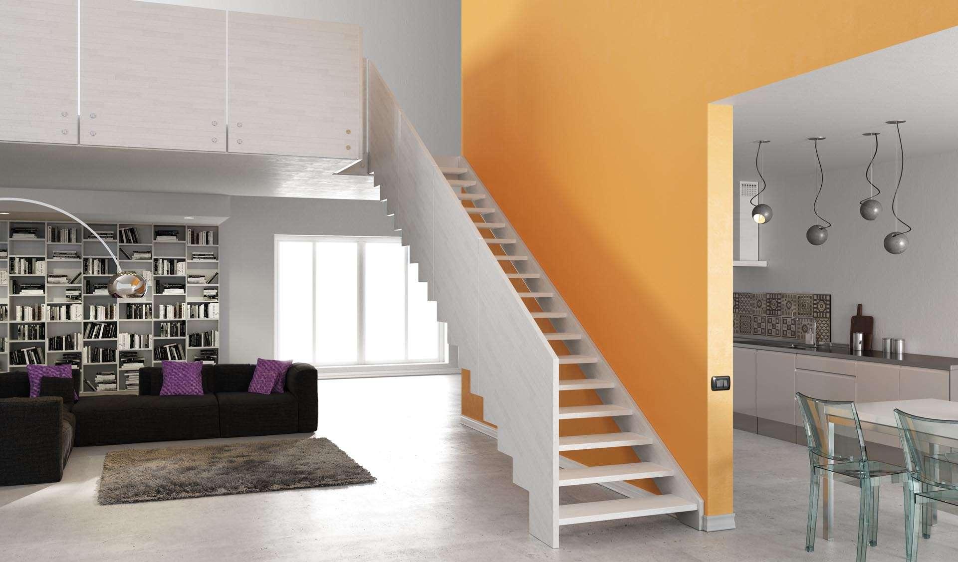 Stunning escalier interieur contemporary design trends for Escalier interieur