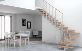 scale interne modulari, scale in legno per gli interni di casa tua ... - Scale Per Interno