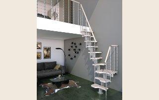 escaleras para espacios pequeos