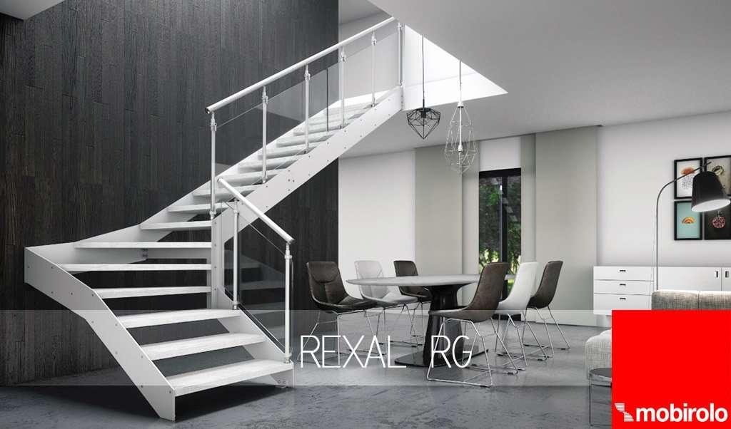 razones para elegir una escalera en vidrio rexal rg