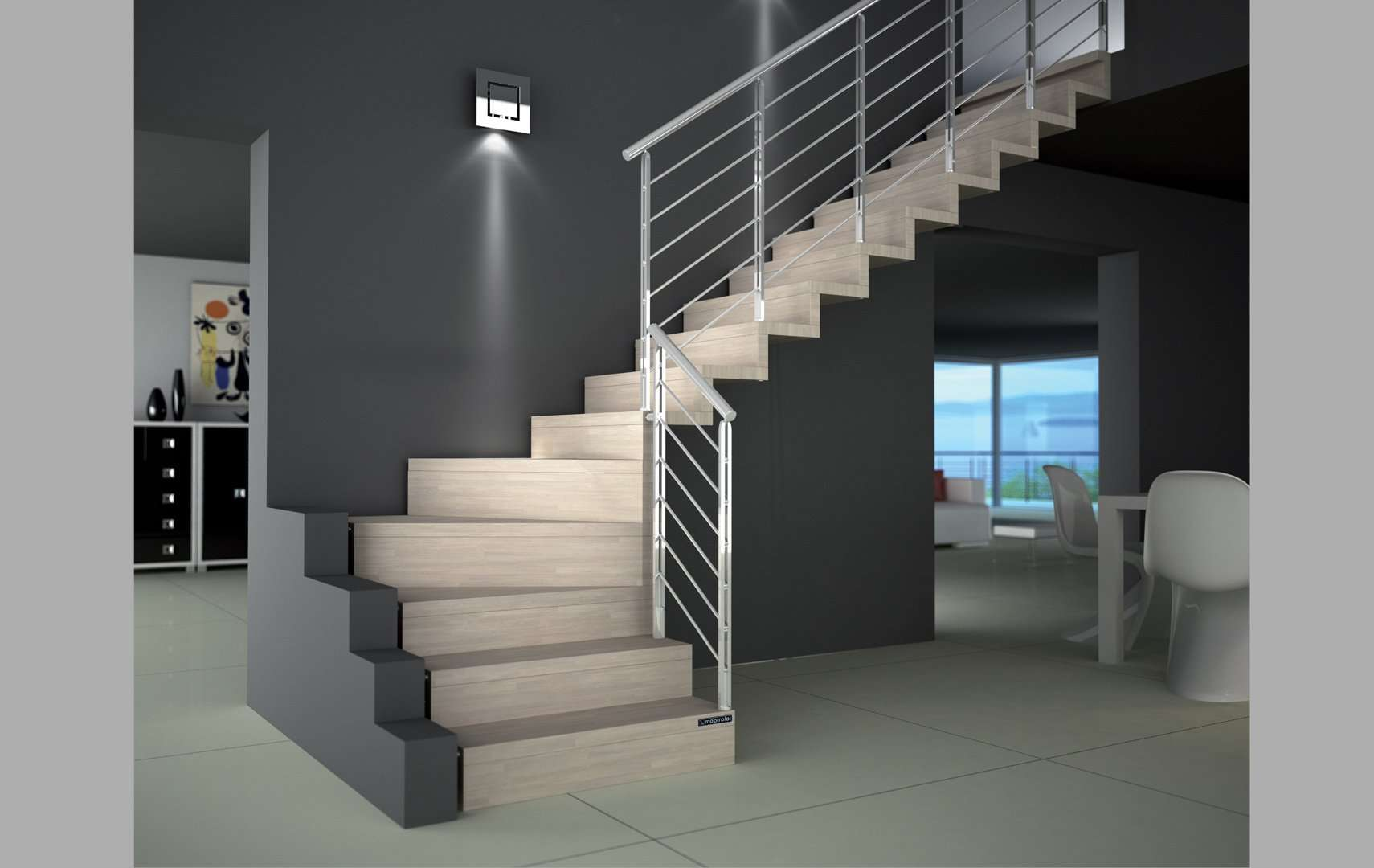 Alzata Massima Scala Interna ᐅ akura - akura | scale interne: scegli i modelli di scale