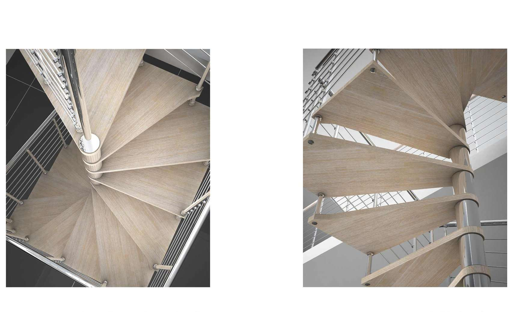 Diable ampia scelta di scale a chiocciola e scale - Cancelletti per scale a chiocciola ...
