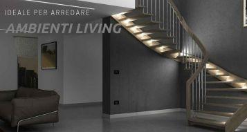 Vuoi arredare gli spazi living e soggiorno perch� scegliere SCALE A GIORNO?