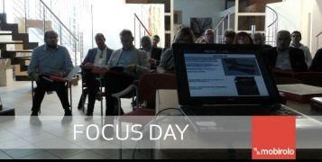 FOCUS DAY MOBIROLO - due giorni per delineare le linee guida del futuro e presentare i nuovi prodotti