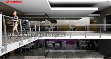 Made in Italy railings and balustrades