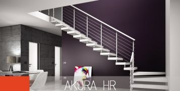 10 incentivi per scegliere una scala interna a giorno Mobirolo: scopri la nuova Akura HR