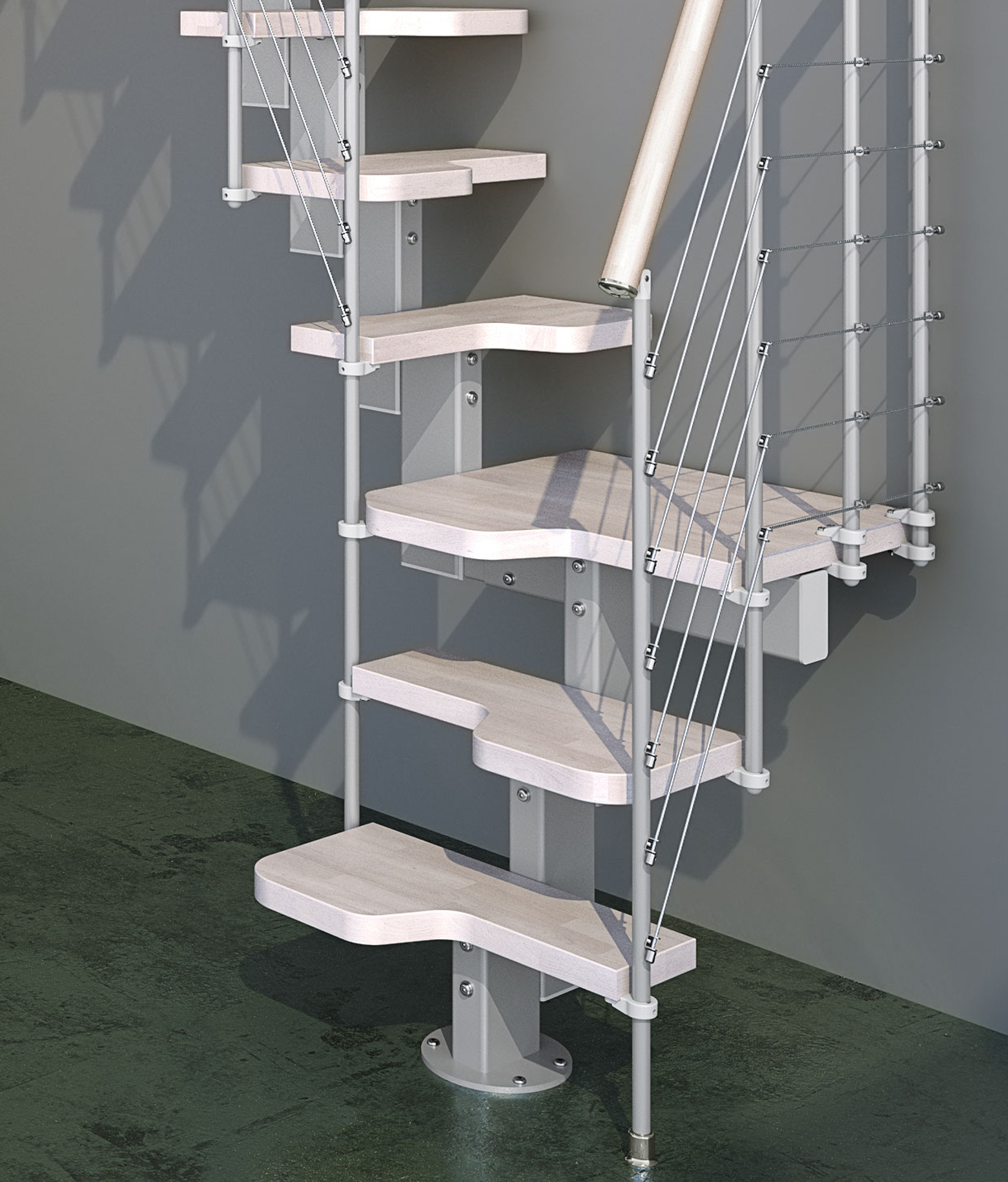 Tipi di scale per interni lr36 regardsdefemmes - Scale interne piccoli spazi ...