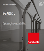 Catalogo banister & handrail (ringhiere) IT - GB