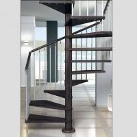 Ghibli ampia scelta di scale a chiocciola e scale elicoidali in legno per interni con - Scale a chiocciola bari ...